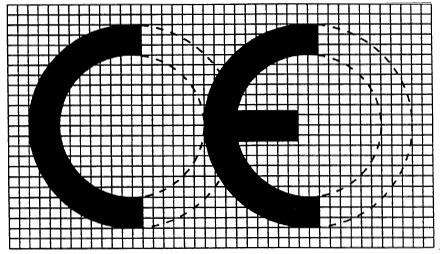 CE认证标志要求